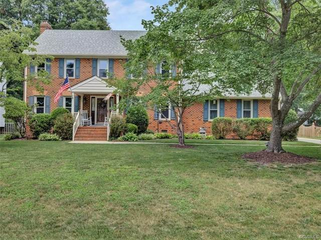 6112 Springwood Road, North Chesterfield, VA 23237 (MLS #2122868) :: The Redux Group