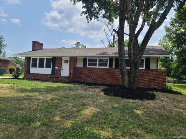 4701 Laurie Lane, Richmond, VA 23223 (MLS #2122878) :: Treehouse Realty VA