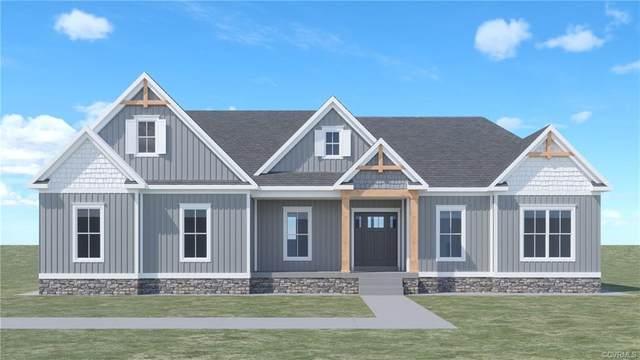 244 Old House Rd, Bumpass, VA 23024 (MLS #2122886) :: The Redux Group