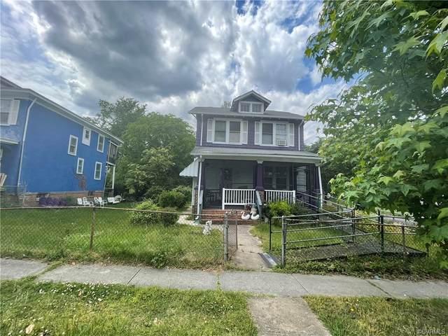 2418 3rd Avenue, Richmond, VA 23222 (MLS #2122896) :: Treehouse Realty VA