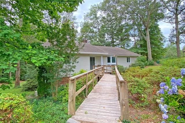 91 Greenvale Creek Road, Lancaster, VA 22503 (MLS #2122897) :: Village Concepts Realty Group