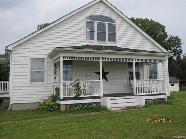 9400 Adkins Road, Charles City, VA 23030 (MLS #2122912) :: Blake and Ali Poore Team