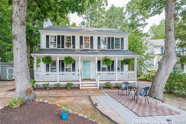 2612 Tracewood Circle, Henrico, VA 23233 (MLS #2122949) :: Small & Associates