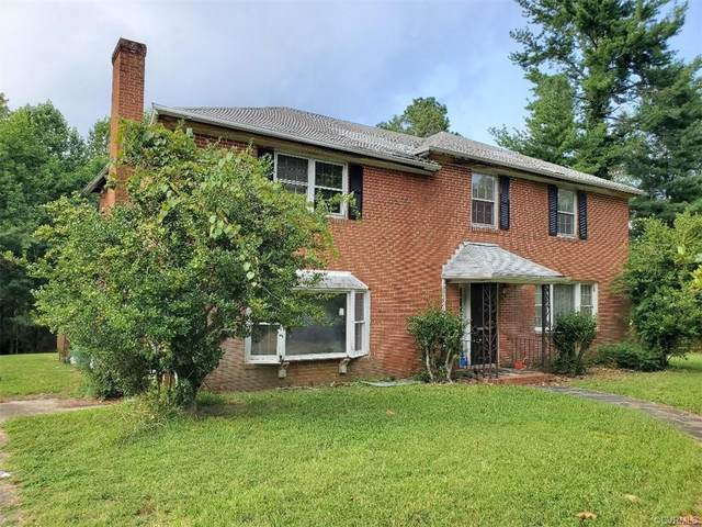 9916 Oldfield Drive, Richmond, VA 23235 (MLS #2122955) :: EXIT First Realty