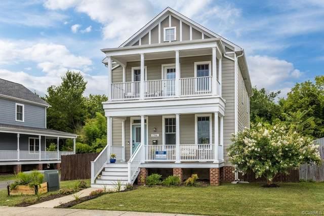 1706 Rose Avenue, Richmond, VA 23222 (MLS #2122966) :: Village Concepts Realty Group
