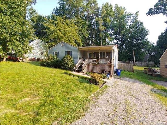 6614 Mason Valley Drive, Chesterfield, VA 23234 (MLS #2122967) :: Treehouse Realty VA
