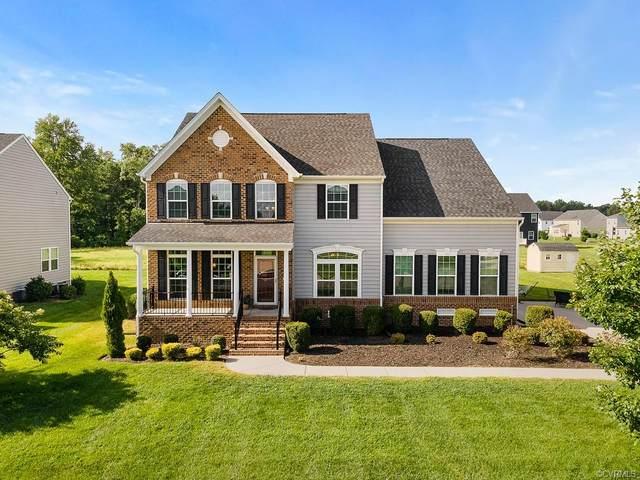 12224 Declaration Avenue, Chester, VA 23836 (MLS #2122977) :: Small & Associates