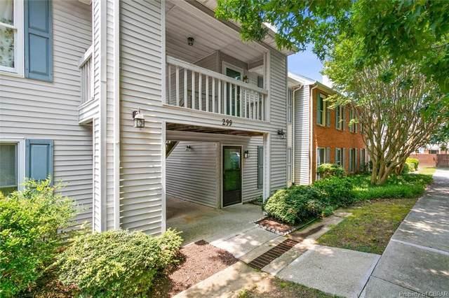 299 Patriot Lane B, Williamsburg, VA 23185 (#2122988) :: The Bell Tower Real Estate Team