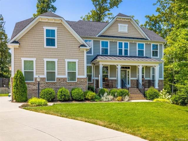 7000 Crackerberry Drive, Moseley, VA 23120 (MLS #2123000) :: Village Concepts Realty Group