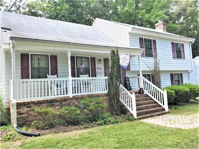 2518 Lauderdale Drive, Henrico, VA 23233 (MLS #2123002) :: EXIT First Realty