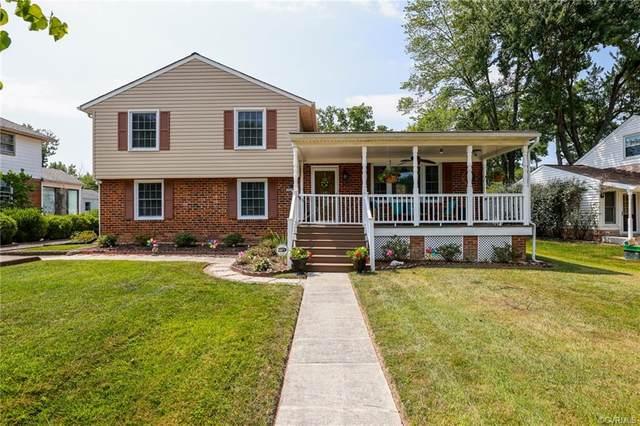 9111 Whitemont Drive, Henrico, VA 23294 (MLS #2123005) :: Small & Associates