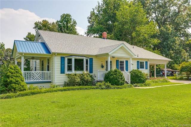 2413 Prince George Avenue, Chester, VA 23836 (MLS #2123014) :: The Redux Group