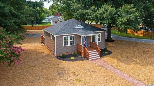 5525 Calvert Drive, Richmond, VA 23224 (MLS #2123021) :: EXIT First Realty