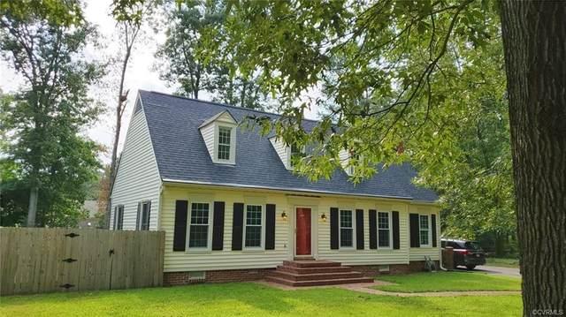 11410 Marsden Road, Chester, VA 23831 (MLS #2123026) :: Small & Associates