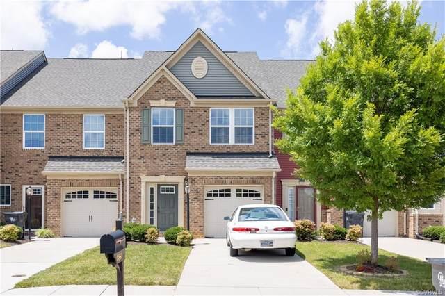 8880 Ringview Drive, Mechanicsville, VA 23116 (MLS #2123030) :: EXIT First Realty