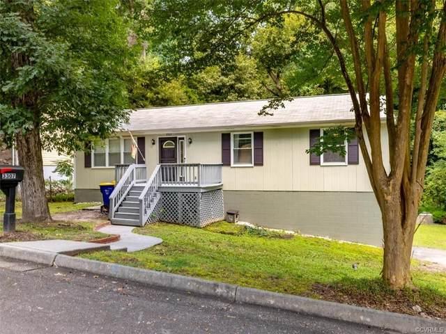 3307 Hampton Avenue, Hopewell, VA 23860 (MLS #2123036) :: The Redux Group