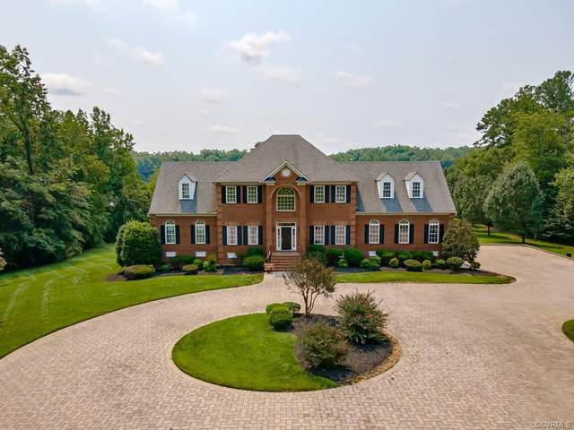 15707 Chesdin Point Drive, Chesterfield, VA 23838 (MLS #2123041) :: Village Concepts Realty Group