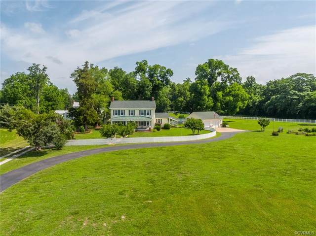 2998 Forge Road, Toano, VA 23188 (#2123047) :: The Bell Tower Real Estate Team