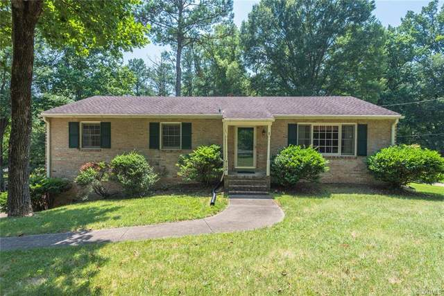 9109 Redington Drive, North Chesterfield, VA 23235 (MLS #2123050) :: Small & Associates