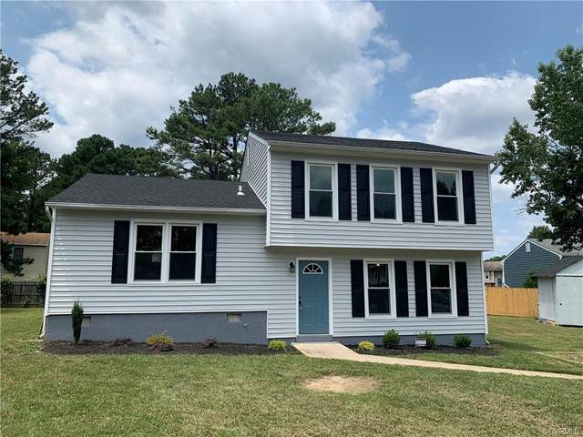 609 Edgefield Court, Henrico, VA 23227 (MLS #2123052) :: EXIT First Realty