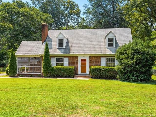107 Wilkinson Road, Henrico, VA 23227 (#2123056) :: The Bell Tower Real Estate Team