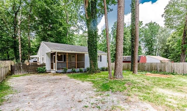 6700 Fairview Drive, Quinton, VA 23141 (#2123059) :: Abbitt Realty Co.