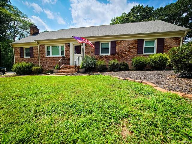 1006 Chiswick Road, Chesterfield, VA 23235 (MLS #2123072) :: The Redux Group
