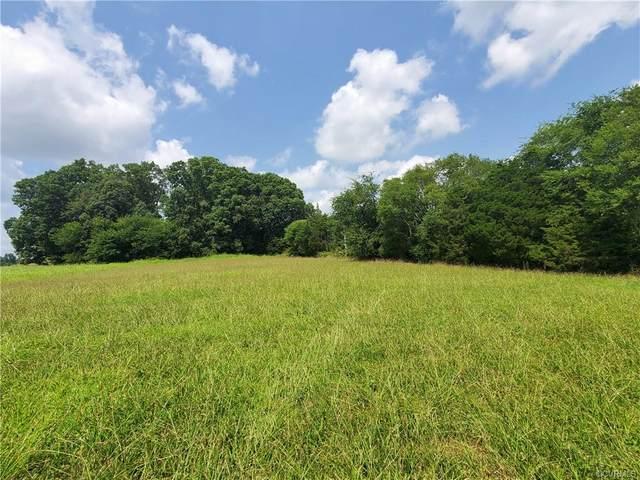 5.447 Acres Little Patrick Road, Amelia Courthouse, VA 23002 (MLS #2123074) :: Village Concepts Realty Group