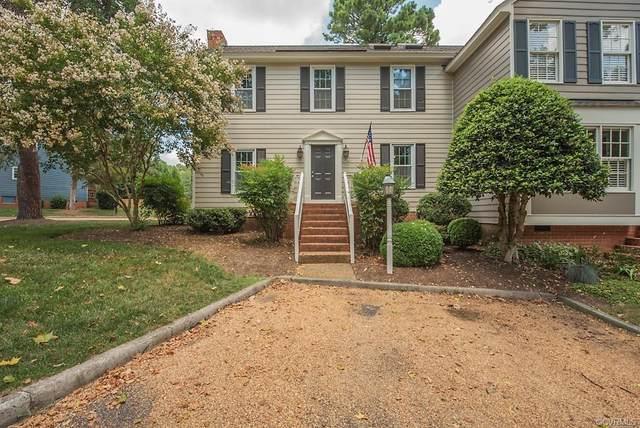 2611 Quarterpath Place, Henrico, VA 23233 (MLS #2123085) :: Small & Associates
