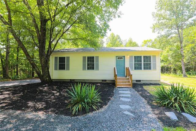887 Jenkins Church Road, Cumberland, VA 23040 (MLS #2123101) :: Village Concepts Realty Group