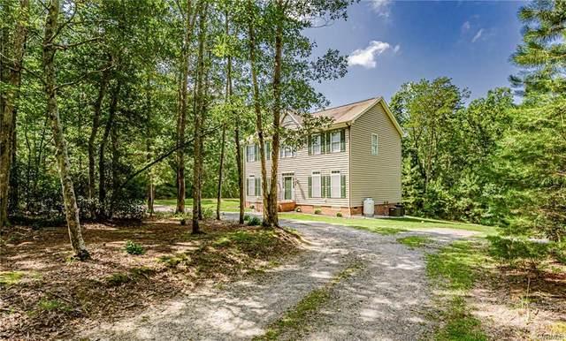 18981 Lynnlake Road, Barhamsville, VA 23011 (MLS #2123113) :: Village Concepts Realty Group