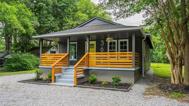 3616 Courthouse Road, Hopewell, VA 23860 (MLS #2123157) :: The Redux Group
