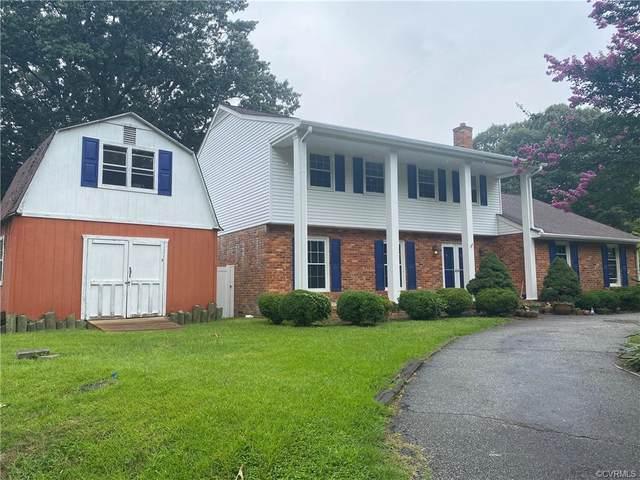1568 Pine Tree Drive, Gloucester Point, VA 23062 (#2123168) :: Abbitt Realty Co.