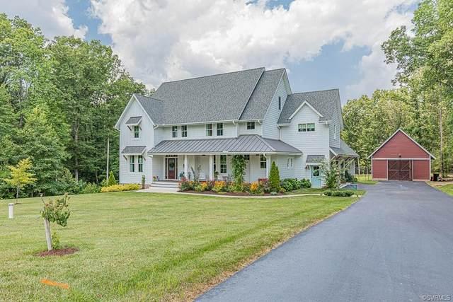 7563 Madison Estates Drive, Mechanicsville, VA 23111 (MLS #2123169) :: The RVA Group Realty