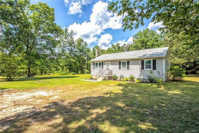 6607 Colemans Lake, Ford, VA 23850 (MLS #2123239) :: EXIT First Realty