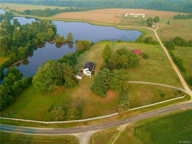 13510 Meadow Farm Road, Doswell, VA 23047 (MLS #2123242) :: The Redux Group