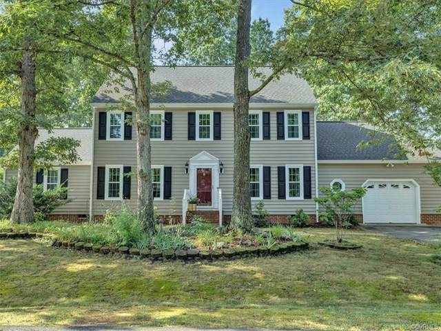 11501 Woodmill Place, North Chesterfield, VA 23236 (MLS #2123246) :: The Redux Group