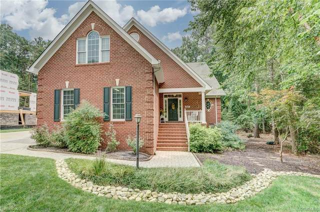 5601 Regal Court, Providence Forge, VA 23140 (MLS #2123248) :: Village Concepts Realty Group