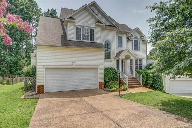 8825 Pebble Beach Court, Chesterfield, VA 23832 (#2123299) :: The Bell Tower Real Estate Team