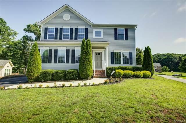 6200 Arbor Ridge Drive, Chester, VA 23831 (MLS #2123325) :: EXIT First Realty