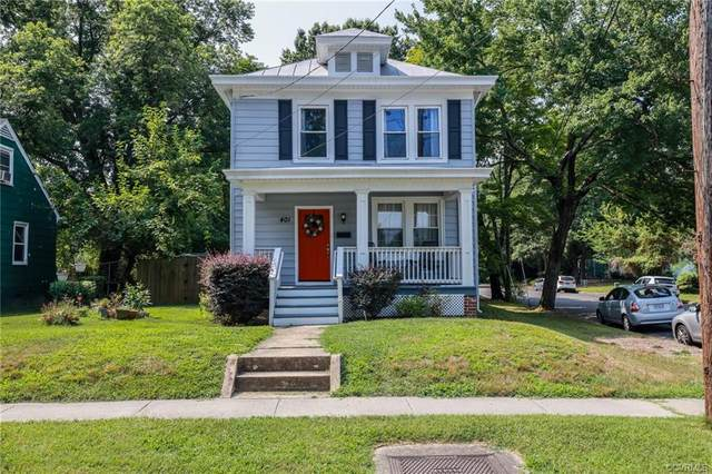 401 E Gladstone Avenue, Richmond, VA 23222 (#2123345) :: The Bell Tower Real Estate Team