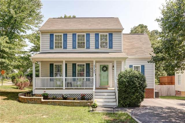 5140 Linsey Lakes Drive, Glen Allen, VA 23060 (#2123351) :: The Bell Tower Real Estate Team