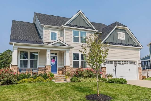 9133 Thorton Way, Mechanicsville, VA 23116 (MLS #2123357) :: Small & Associates