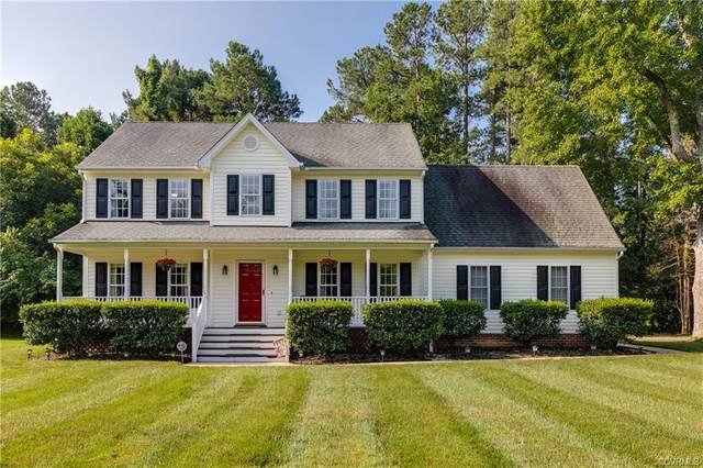 5201 Zion Hill Church Road, Chesterfield, VA 23234 (MLS #2123359) :: The Redux Group