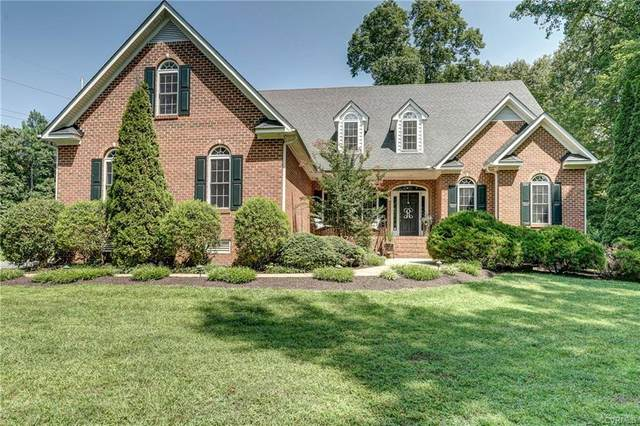 17130 Wedged Stone Drive, Montpelier, VA 23192 (MLS #2123364) :: Village Concepts Realty Group