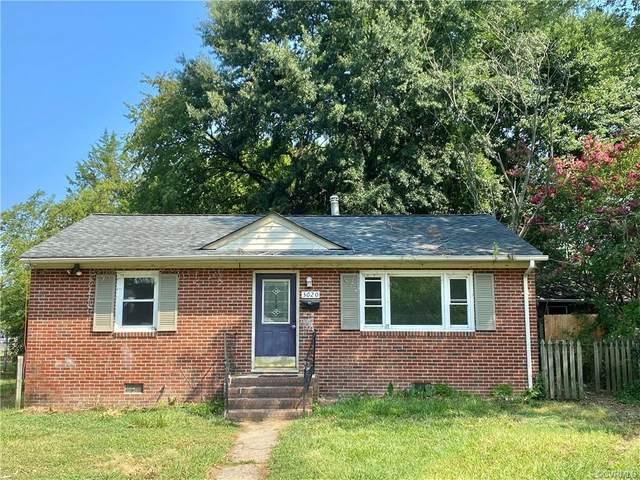 3020 Putney Road, Richmond, VA 23228 (MLS #2123374) :: Small & Associates