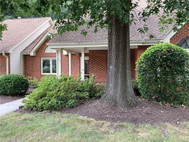 3114 Lake Village Drive #31, Richmond, VA 23235 (MLS #2123387) :: The Redux Group