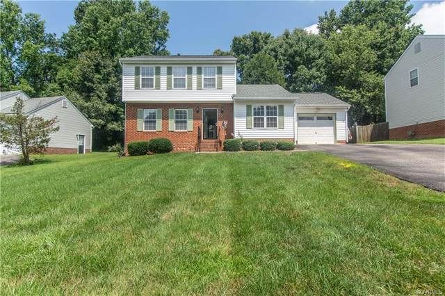 2706 Knobbly Court, Chester, VA 23831 (MLS #2123388) :: EXIT First Realty