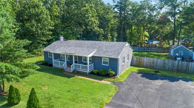 701 Courthouse Road, Chesterfield, VA 23236 (MLS #2123397) :: The Redux Group