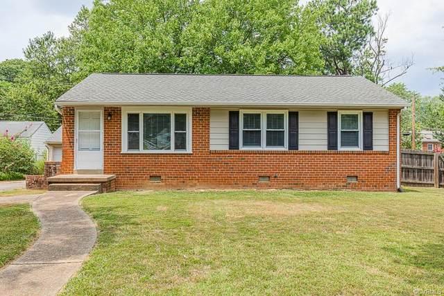 3904 Redstone Drive, Richmond, VA 23294 (MLS #2123400) :: Small & Associates